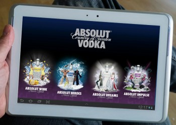 Absolut Puzzle Game II